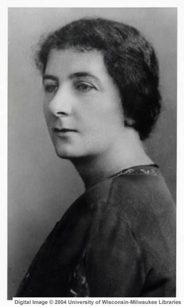 Golda Meir (in 1917) Prime Minister of the State of Israel~1898-1978