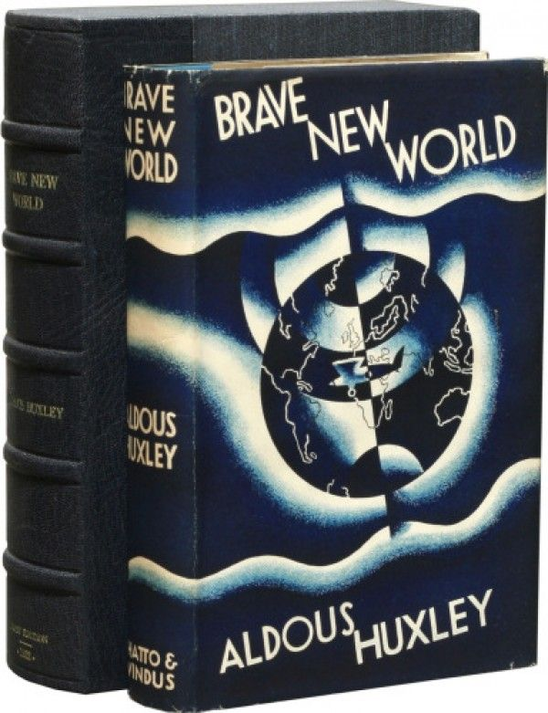 an analysis of the brave new world by aldous huxley and the dispossessed by ursula le guin Classics of science fiction by title brave new world, aldous huxley, 1932, 68% the dispossessed, ursula k le guin.