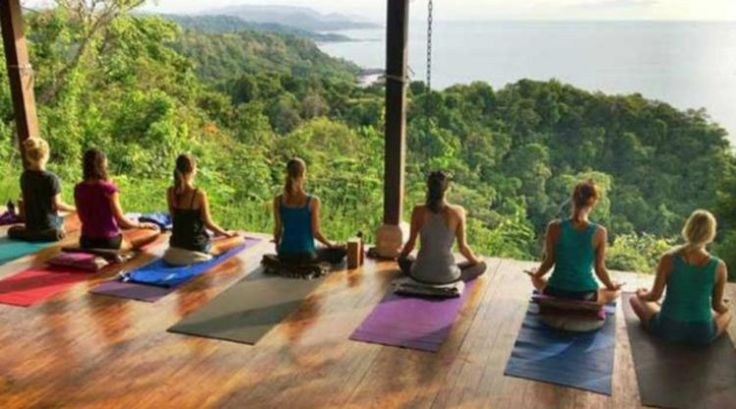 The 8 Best Yoga Hotels & Resorts