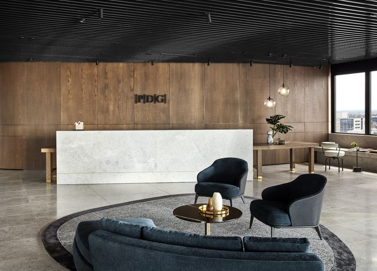 Studio Tate create a stylish office setting for the new PDG Headquarters in Melbourne. We get all the info from principal interior designer Alex Hopkins.