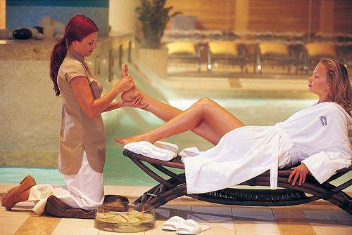 Unique massage treatments by SPA - Divani Apollon Palace & Thalasso professionals.  http://divaniapollonhotel.com/