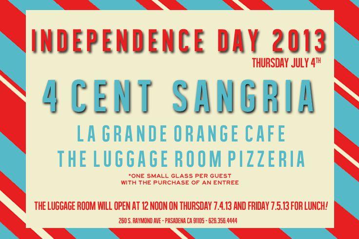 july 4th 2013 orange county