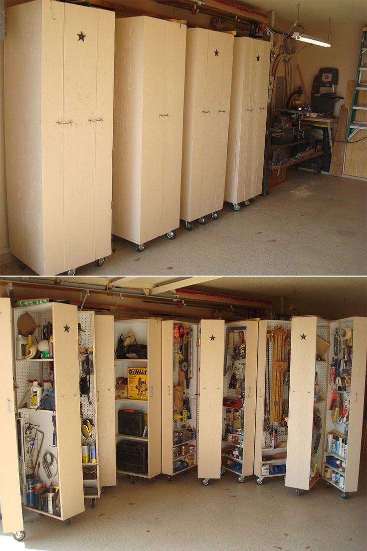 18 best woodshop ideas i am woman hear my saw images for Over car garage storage