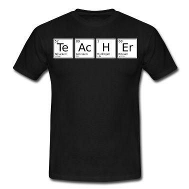 DAS Tshirt für alle Lehrer. Gibt es da noch was zu überlegen?