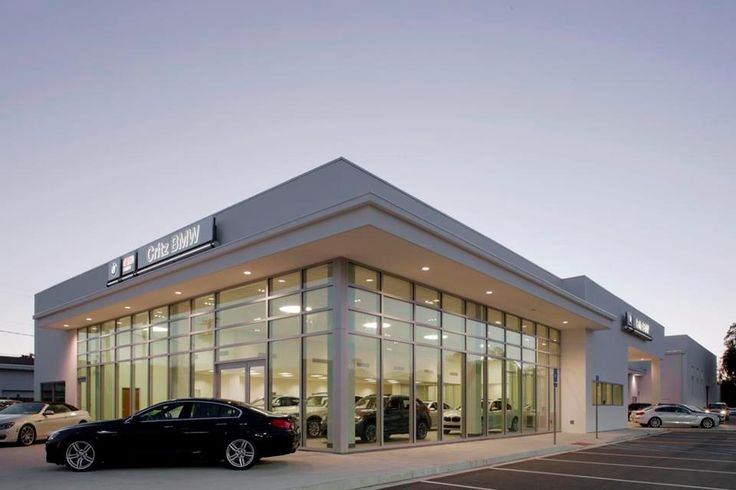 New state of the art BMW dealership CritzAutoGroup
