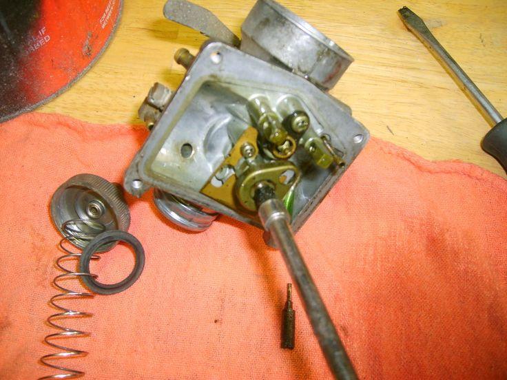Cleaning a Carburetor in 8 Easy Steps! Carburetor, Easy