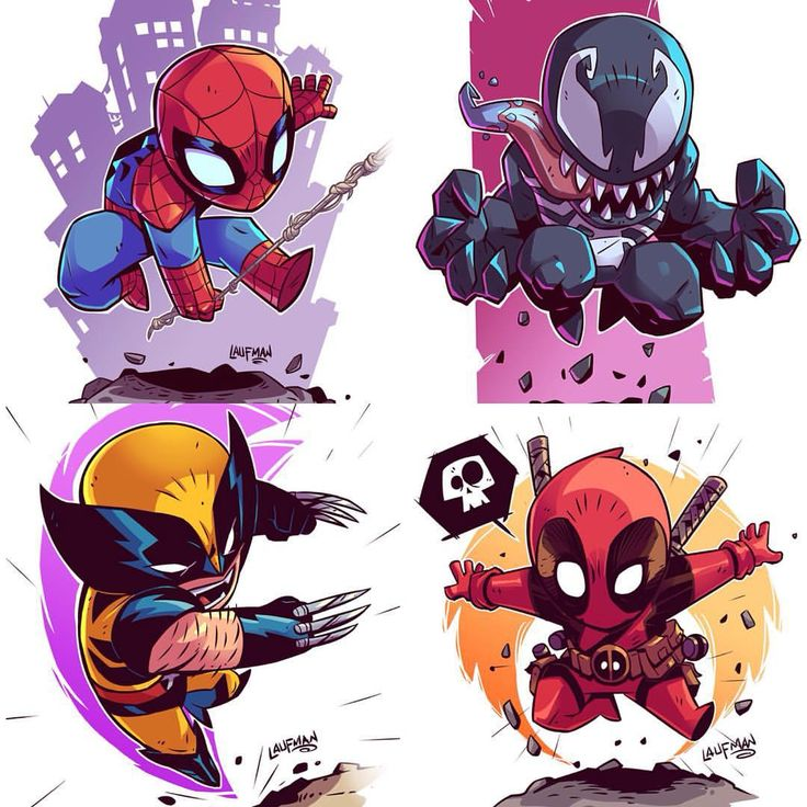 Don't miss out on my Boxing Day sale! Dereklaufman.com (link in my profile) tell your friends! #spidey #marvel #venom #deadpool #wolverine