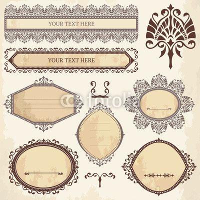 25 beste idee n over vintage etiketten op pinterest gratis afdrukbare etiketten keuken. Black Bedroom Furniture Sets. Home Design Ideas