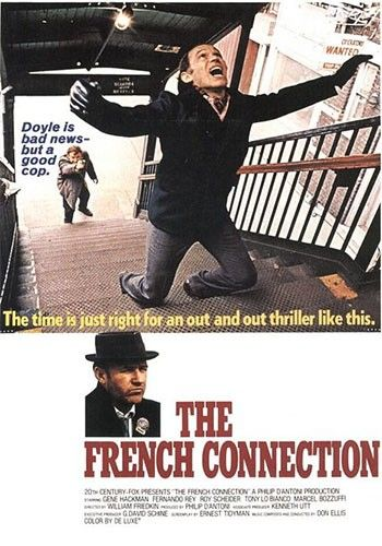French Connection film- 1971