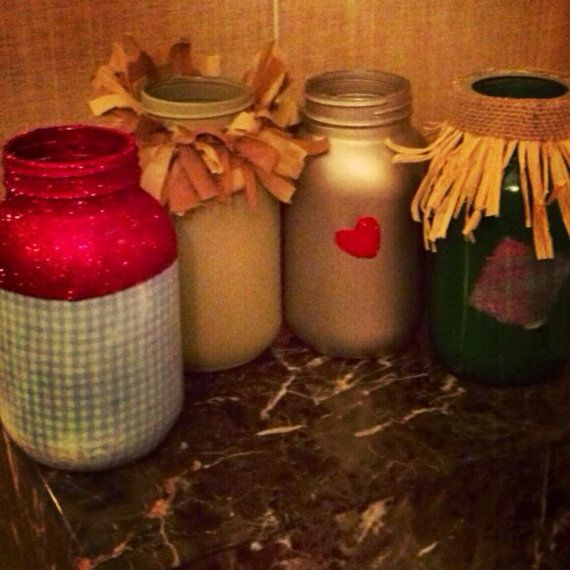 Wonderful Wizard of Oz Mason Jar set - wizard of oz party - favors - oz decor - wizard of of oz centerpieces