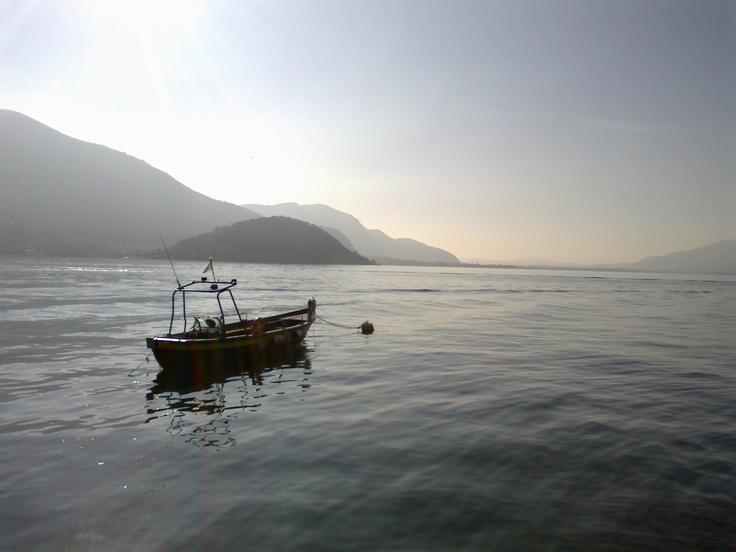 Iseo Lake: November 13rd, 2011