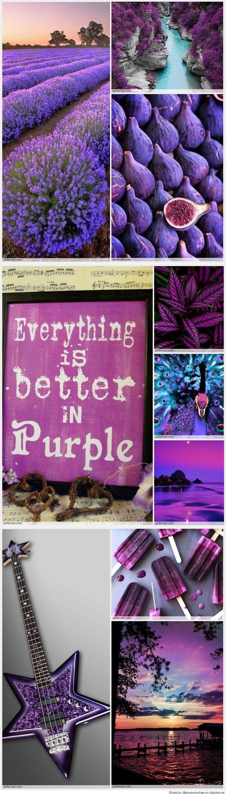 Purple Inspiration