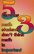 Motivational math posters don't get any cuter than this gem from Youth Change Professional Development Workshops. Their mental health and motivational experts have carefully use humor to ease math-negative and math phobic high school and middle school students to be more interested in math. http://www.youthchg.com/posters
