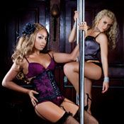 VIP Lap Dancing in Blackpool - Part of the Ultimate Party Night Package!