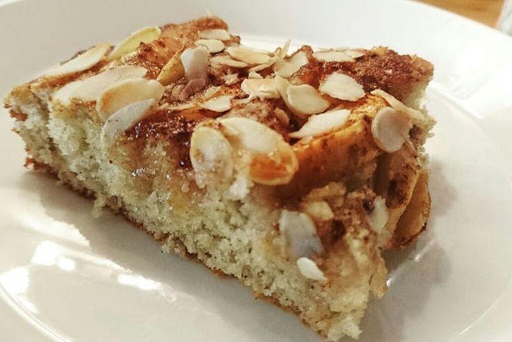 Kodin Kuvalehti – Blogit | Iloinen juustokakku – Maidoton ja gluteeniton peltiomenapiirakka