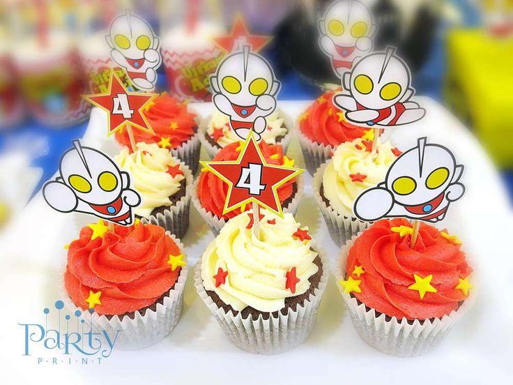 Ultraman Adrian turns 4   CatchMyParty.com