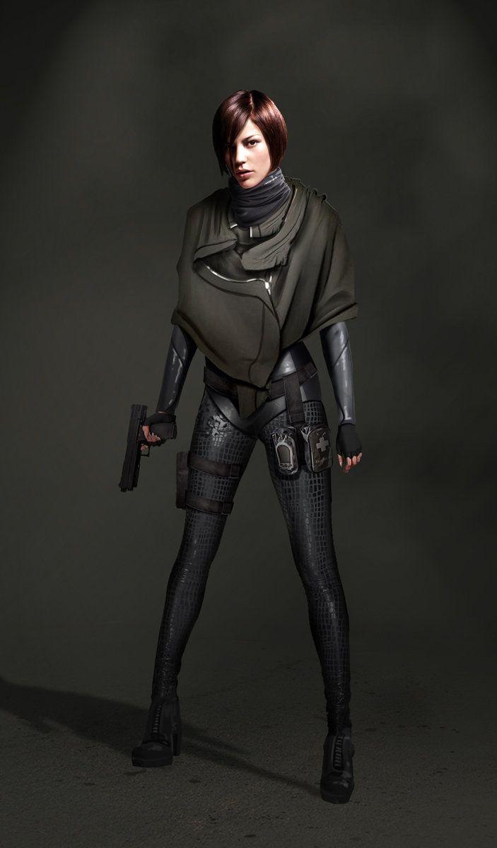 female agent