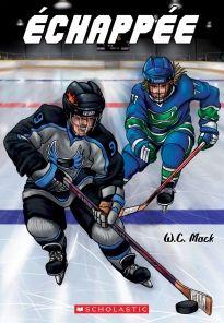 Jonathan attend avec impatience son premier camp d'entraînement pendant le temps des fêtes. L'école terminée, il est fin prêt à s'entraîner avec le fameux joueur professionnel Danny Holbrook, des Canucks de Vancouver.  Puisque sa mère l'a inscrit au camp en retard, Jonathan devra s'entraîner avec une autre équipe, sans son héros de la LNH. Sa nouvelle entraîneuse a été médaillée d'or à deux reprises et elle a gagné ses médailles en jouant pour l'équipe féminine de hockey.