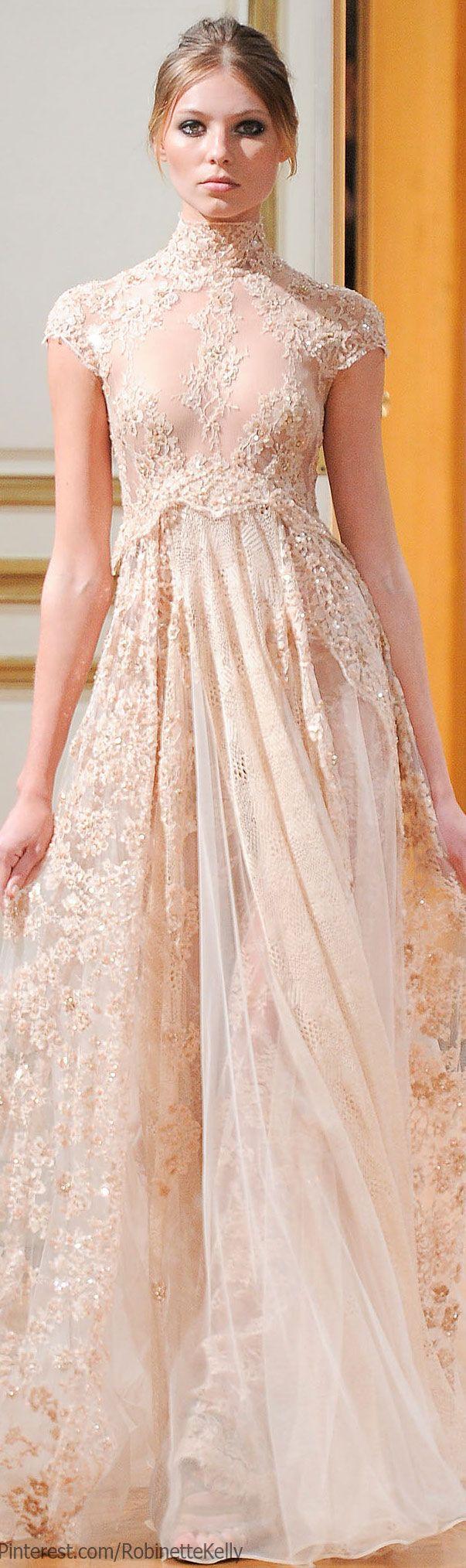 Zuhair Murad Haute Couture | F/W 2013♥✤ | KeepSmiling | BeStayBeautiful