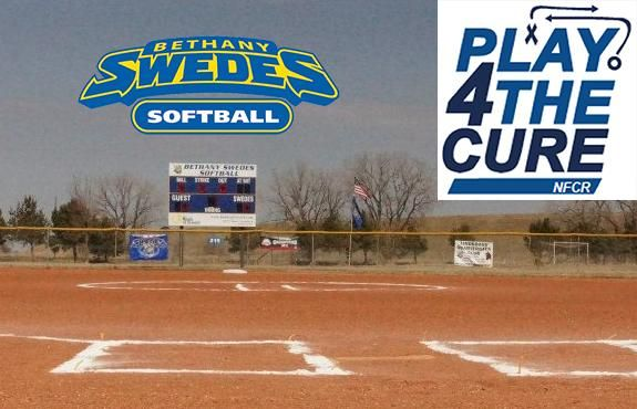 On Saturday, April 5, the Bethany College softball team is hosting Play4theCure games for their 1 p.m. doubleheader against conference foe Bethel College. The National Foundation for Cancer Research founded Play4theCure.