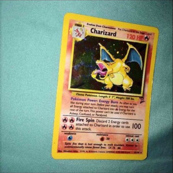 For Sale: Charizard Pokemon Card for $40