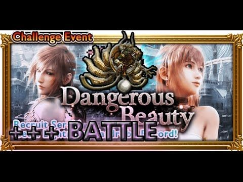 [FFRK] FFXIII-2 Dangerous Beauty | Serah - Tower of the Tyrant +++ #387