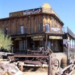 Goldfield Ghost Town, Phoenix Arizona Sightseeing-Travel Attractions-Must See Phoenix