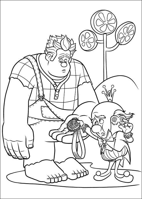 Ralph Reicht S 36 Ausmalbilder Fur Kinder Malvorlagen Zum Ausdrucken Und Ausmalen Ausmalbilder Ausmalbilder Kinder Ausmalen