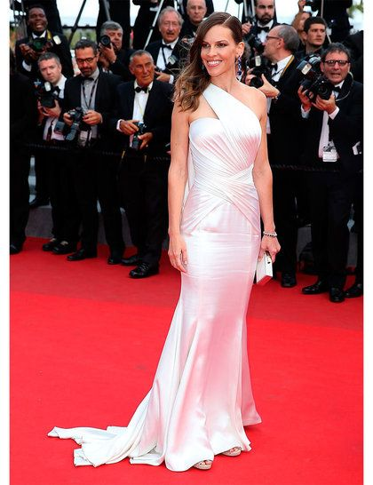 The Cannes Film ...Hilary Swank Marriage