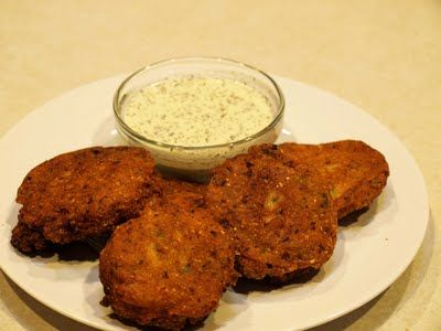 Okra, Fritters and Gluten free on Pinterest