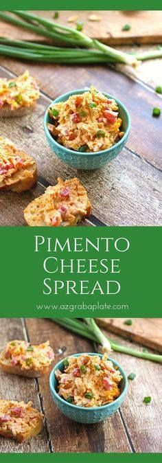 Pimento Cheese Sprea Pimento Cheese Spread is a rich and...  Pimento Cheese Sprea Pimento Cheese Spread is a rich and delightful appetizer youll love. Its a perfect party appetizer and its also amazing slathered over the top of a burger. Its a Southern classic! Recipe : http://ift.tt/1hGiZgA And @ItsNutella  http://ift.tt/2v8iUYW