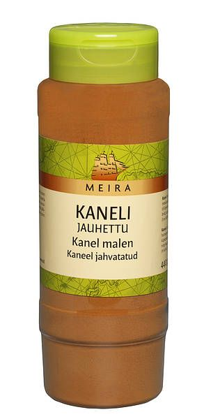 Meira - HORECA - Kaneli jauhettu  MULLA ON NYT KANELIA TÄMÄ ISO PURKKI JOTEN EI SITÄ KIITOS HETKEEN AIKAAN.