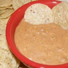 Crock Pot Ranch Bean Dip