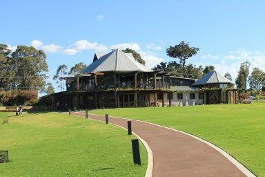 Vasse Felix Estate - Oldest vineyard in Margaret River established in 1967 www.vassefelix.com.au