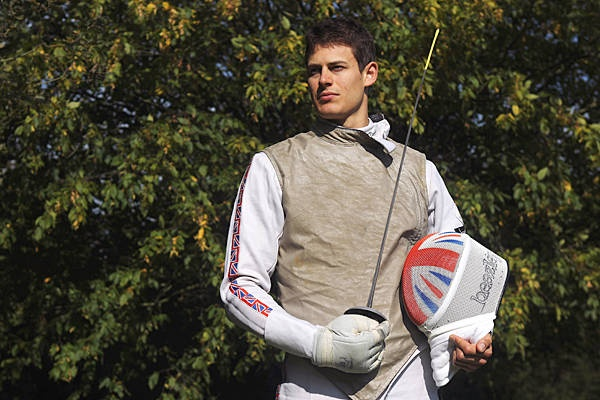 Richard Kruse | Great Britain Men's Fencing Team