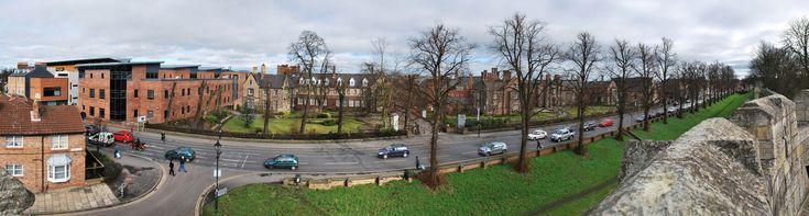 York St John University (york360, 2013)