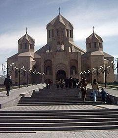 Iglesia Santa Cruz en Ajtamar, Lago Van, Turquía