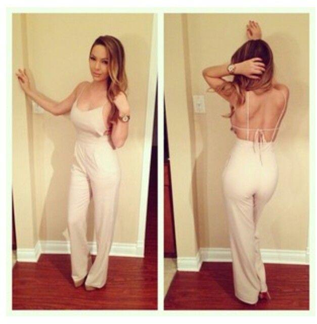 Love Jessica Parido's style