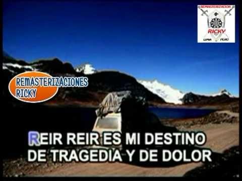CHOLO BERROCAL - PAYASO (CON LETRA) (REMASTERIZACIONES RICKY)