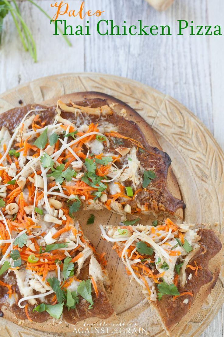 25+ best Thai Chicken Pizza ideas on Pinterest | Thai ...