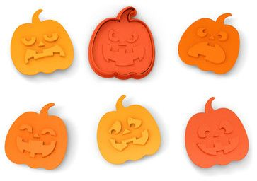 Snack O Lantern Cookie Cutters eclectic-cookie-cutters