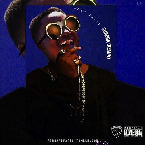 Music: Joey Fatts – Shabba Freestyle- http://getmybuzzup.com/wp-content/uploads/2013/10/shabba.jpg- http://getmybuzzup.com/music-joey-fatts-shabba-freestyle/-  Joey Fatts – Shabba Freestyle By Amber B Sha-Shabba Ranks. This Shabba backdrop, produced by Snugsworth, is the only beat giving 'Pound Cake' a run for its money right now, or so it seems. Today, Joey Fatts, one of the West Coasts most promising youngsters, gives the A$AP Ferg original a stab. S...
