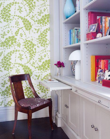 Wallpaper Designs For Living Room: 151 Best Wallcoverings Images On Pinterest