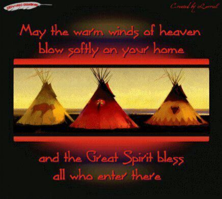 native blessing