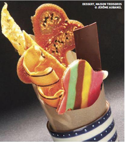 montajes platillos gourmet pastelería moderna
