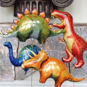 Jumbo Apatosaurus Dinosaur Balloon - dinosaurs