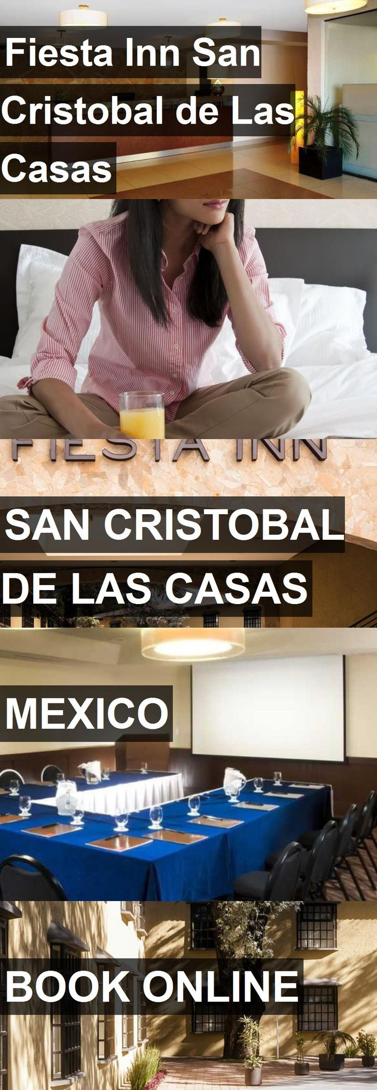 Hotel Fiesta Inn San Cristobal de Las Casas in San Cristobal de las Casas, Mexico. For more information, photos, reviews and best prices please follow the link. #Mexico #SanCristobaldelasCasas #travel #vacation #hotel