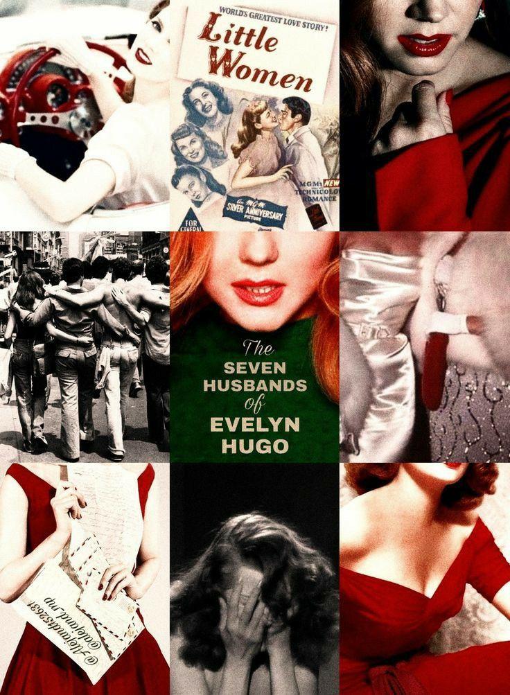 The Seven Husbands Of Evelyn Hugo Los Siete Maridos De Evelyn Hugo Fanart Nascer Do Sol Desenho
