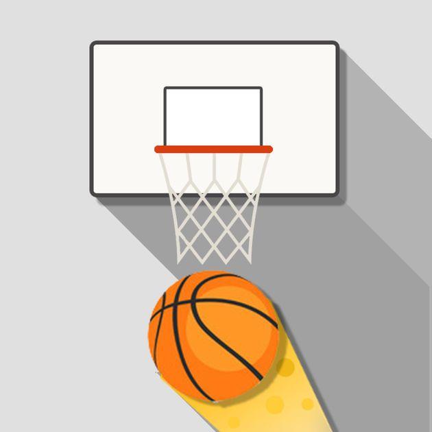 #NEW #iOS #APP Basketball Shooting∙ - Nguyen Thi Hang