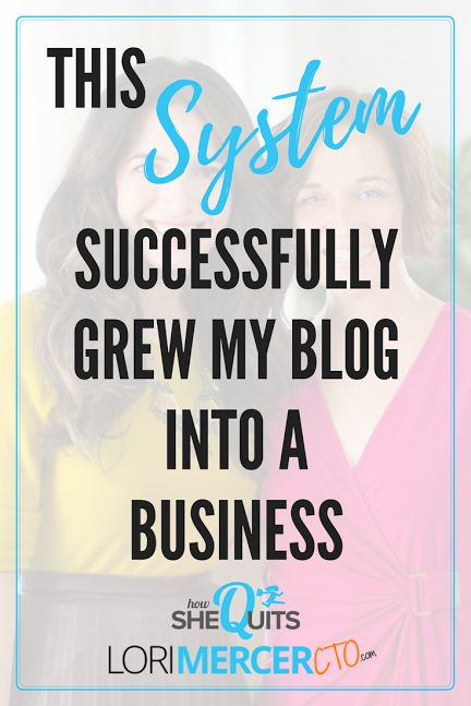 """""""Once upon a time, I started a blog. I followed the advice of a very wise business woman named Marie Forleo and 100,000 followers later, the rest is history.  Here's how I escaped the corporate cubicle to be a work-at-home mom running a business I am passionate about and love to do everyday."""